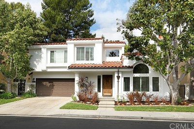 Newport Beach Single Family Home For Sale: 3079 Corte Portofino