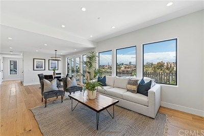Corona del Mar Condo/Townhouse For Sale: 312 Dahlia Place