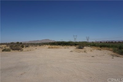 Victorville Residential Lots & Land For Sale: 15321 El Evado Road
