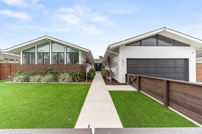 Newport Beach Single Family Home For Sale: 2027 Commodore Road