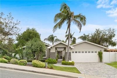 Laguna Niguel  Single Family Home For Sale: 24296 Los Serranos Drive