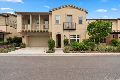 Rancho Mission Viejo Single Family Home For Sale: 3 Intriga Court
