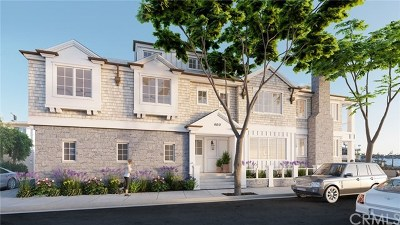 Balboa Island - Main Island (Balm) Single Family Home For Sale: 400 S Bay Front