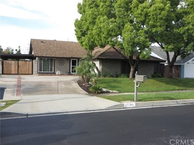 Chino Hills Single Family Home For Sale: 3890 Alder Place