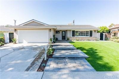 Costa Mesa Single Family Home Active Under Contract: 1722 Missouri