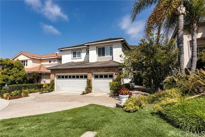 Irvine Single Family Home For Sale: 34 Ascension