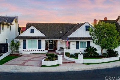 Huntington Beach Single Family Home For Sale: 17041 Marinabay Drive