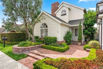 Corona Del Mar Single Family Home For Sale: 601 Dahlia Avenue