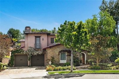 Irvine Single Family Home For Sale: 20 Tall Hedge