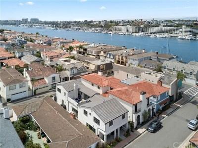 Newport Beach Single Family Home For Sale: 225 Via Orvieto