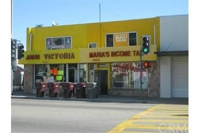 Orange County Commercial For Sale: 1421 S Main Street