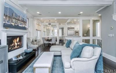 Orange County Rental For Rent: 310 Carnation Avenue #1/2