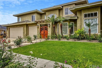 Newport Beach Single Family Home For Sale: 1312 Dover Drive
