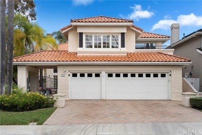 Laguna Niguel Single Family Home For Sale: 14 Westcliff