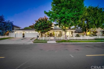 Newport Beach Single Family Home For Sale: 1612 Highland Drive