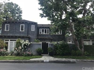 Orange County Rental For Rent: 2480 Arbor Drive