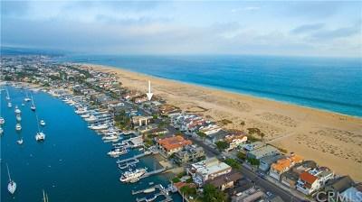 Newport Beach Rental For Rent: 1135 E Balboa Boulevard