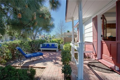 Orange County Rental For Rent: 521 Carnation Avenue
