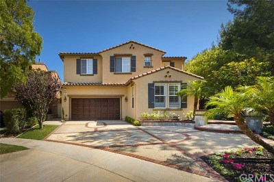Irvine Single Family Home For Sale: 162 Treehouse