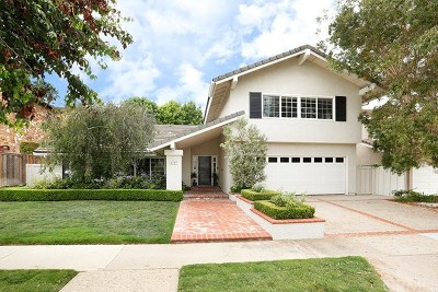 Newport Beach Single Family Home For Sale: 1727 Port Stirling Place