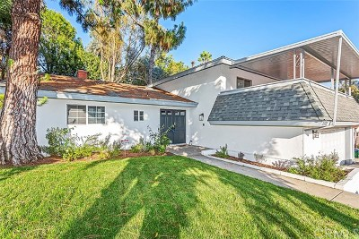 Single Family Home For Sale: 25022 Spadra Lane