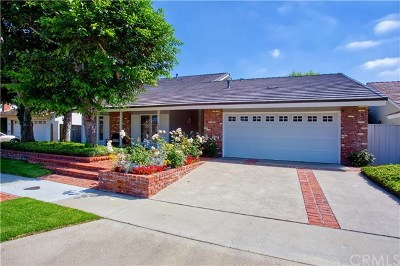 Newport Beach Single Family Home For Sale: 1946 Port Trinity Place
