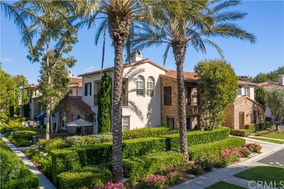 Newport Coast Condo/Townhouse For Sale: 4 Saraceno