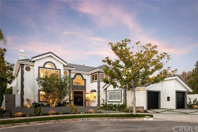 Newport Beach Single Family Home For Sale: 914 Chestnut Place