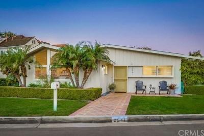 Orange County Rental For Rent: 2541 Circle Drive