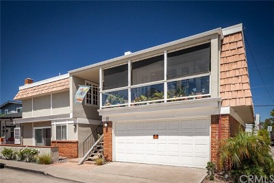 Balboa Island - Main Island (Balm) Single Family Home For Sale: 200 Ruby Avenue
