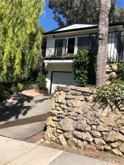 Orange County Rental For Rent: 412 Avacado