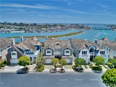 Newport Beach Single Family Home For Sale: 53 Cape Andover