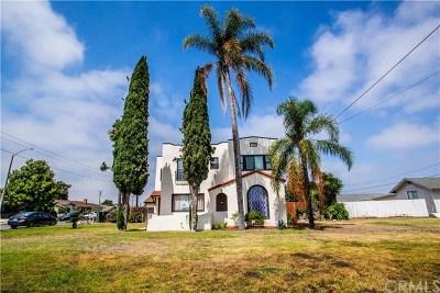 Anaheim Single Family Home For Sale: 807 S Dale Avenue