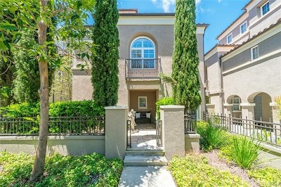 Orange County Condo/Townhouse For Sale: 22 Via Amanti