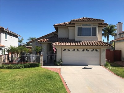 Murrieta CA Single Family Home For Sale: $449,000
