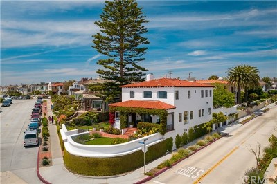Corona del Mar Single Family Home For Sale: 3728 Ocean Boulevard