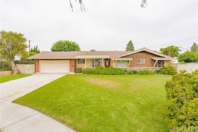 Orange County Single Family Home For Sale: 10571 Overman Drive