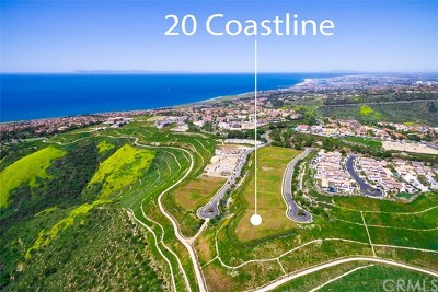 Newport Coast CA Residential Lots & Land For Sale: $10,800,000
