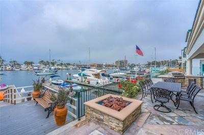 Newport Beach Rental For Rent: 323 Via Lido Soud