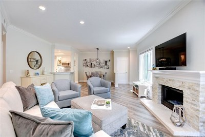 Newport Beach Condo/Townhouse For Sale: 75 Bradbury