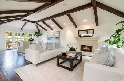 Newport Beach Single Family Home For Sale: 1323 Antigua Way