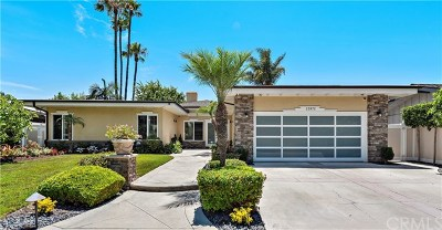 Laguna Niguel Single Family Home For Sale: 23972 Hillhurst Drive