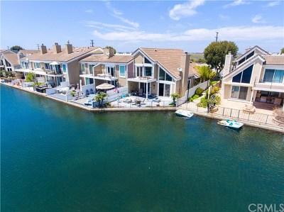 Huntington Beach Single Family Home For Sale: 3732 Montego Drive