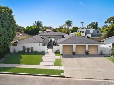 Newport Beach Single Family Home For Sale: 1527 Antigua Way