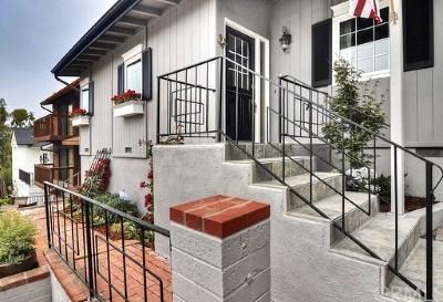 Corona Del Mar, Newport Coast Rental For Rent: 407 Heliotrope Avenue