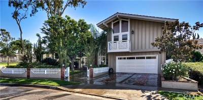 Newport Beach Single Family Home For Sale: 1877 Port Taggart Place