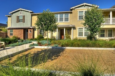Rancho Mission Viejo Condo/Townhouse For Sale: 180 Jaripol Circle