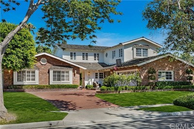 Newport Beach Single Family Home For Sale: 1924 Leeward Lane