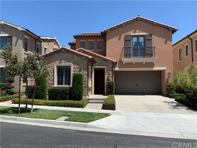 Irvine Single Family Home For Sale: 55 Stagecoach