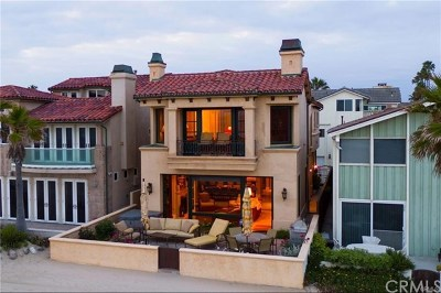 Newport Beach Rental For Rent: 6102 W Oceanfront